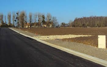 Terrain à bâtir 879 m2
