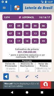 Loteria do Brasil - náhled