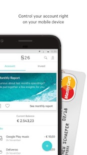 N26 – Banking by Design- screenshot thumbnail