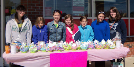 Photo: May Baskets Fundraiser on April 21, 2013 at CVS Pharmacy for United Way's Star Project Competition.