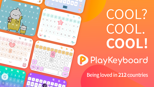 PlayKeyboard – Create a Theme, Emojis, Shortcuts Apk  Download For Android 1