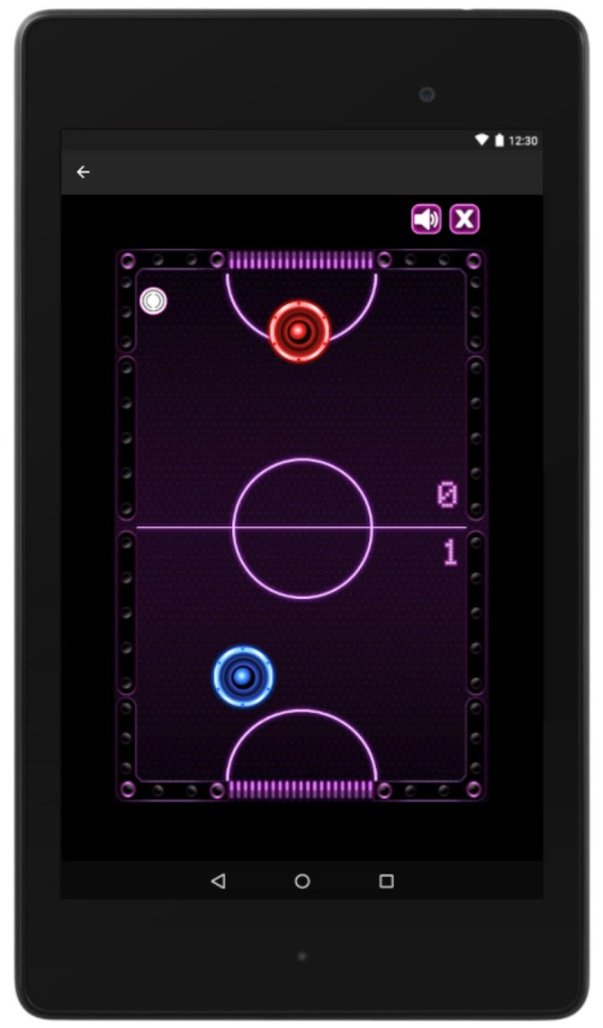 Air Hockey -Fast Paced Table-Sport Simulation Game Android 21