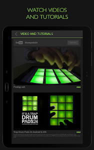 Trap Drum Pads 24 screenshot 8