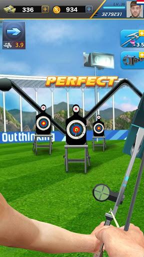 Download Elite Archer-Fun free target shooting archery game MOD APK 5