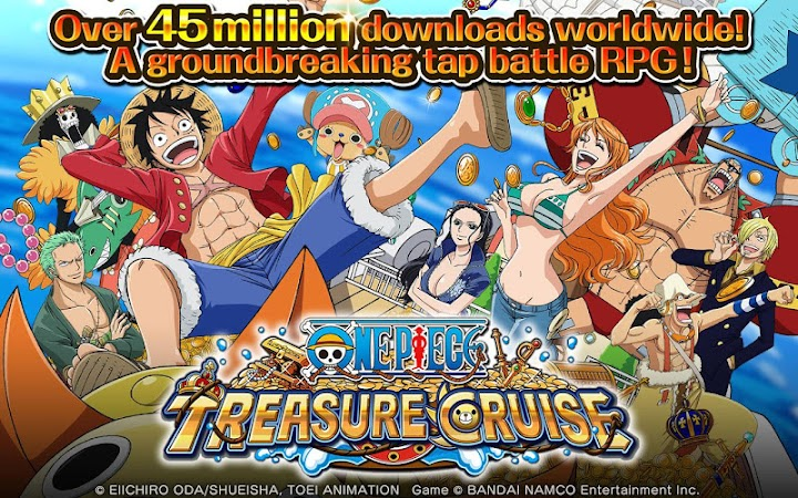 One Piece Treasure Cruise v6.0.4 [Mods]