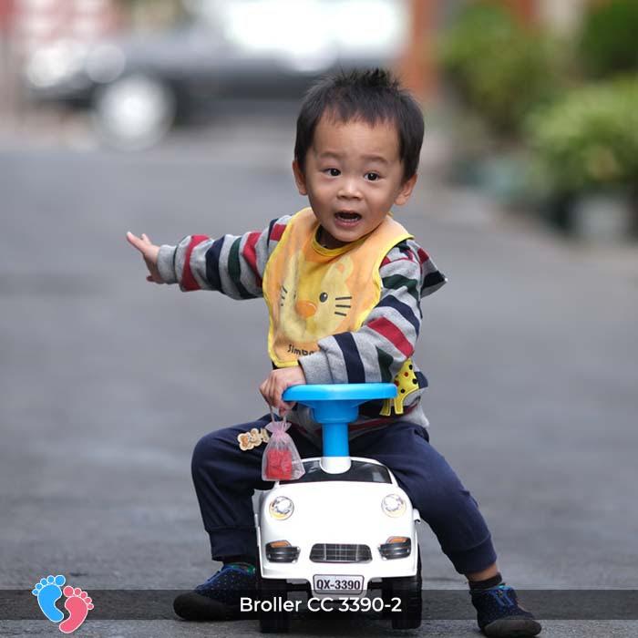 Chòi chân ô tô cho bé Broller CC-3390-2 5