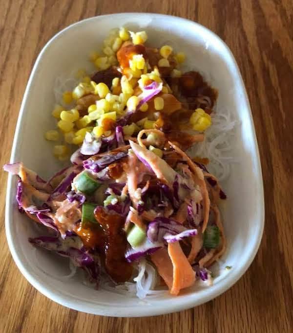 Bbq Chicken Power Plate Recipe