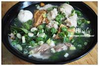 龜叟の什錦麵
