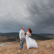 Wedding photographer Liliya Kulinich (Liliyakulinich). Photo of 24.10.2018