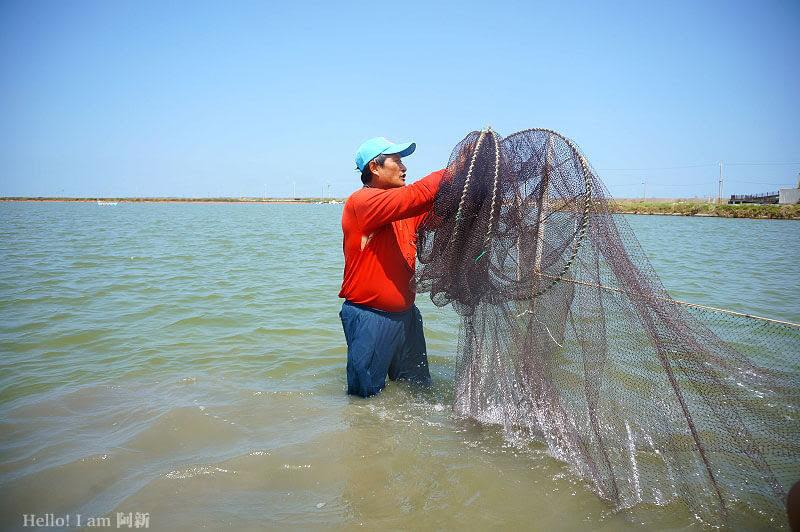 台江攜遊記之半日漁夫鮮體驗-22