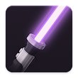 Lightsaber Battery Widget