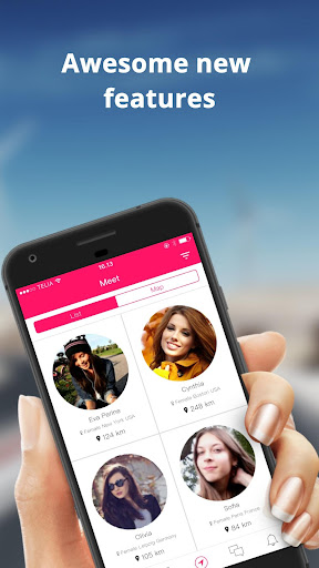 ChatHubs - Free Dating, Chat & Live Video 18.0.0 screenshots 2