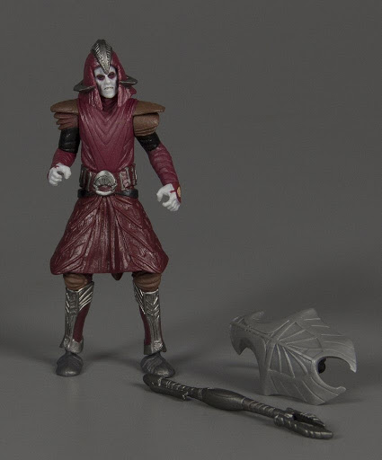 Action figure:Star Wars Revenge of the Sith: Utapaun Warrior - Security