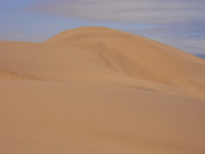 Photo: The next Sand dune
