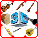 All Musical Instrument 3D icon