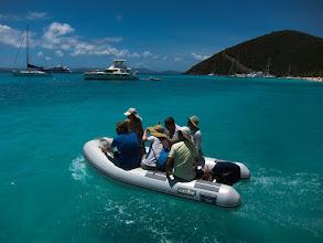 Photo: White Bay: Shauna & Steve, Departing
