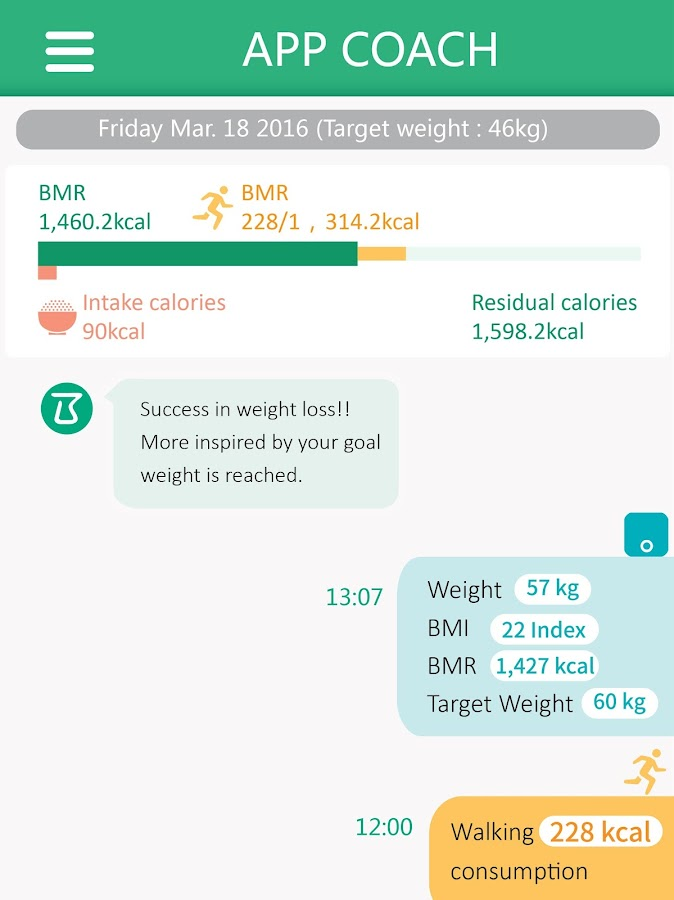 Bfit APP Coach- screenshot