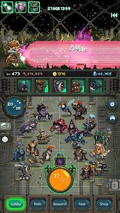 World Beast War MOD (Free Shopping) 6