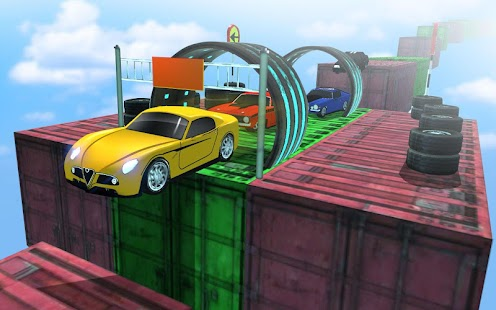 Driving Games- Car Simulator Stunt - náhled