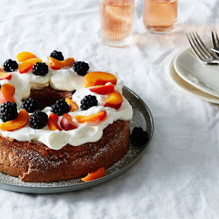 Walnut Sponge Cake.
