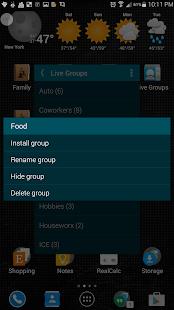 Live Groups- screenshot thumbnail