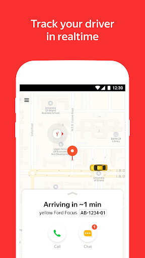 Yango Ride-Hailing Service 3.106.0 screenshots 2