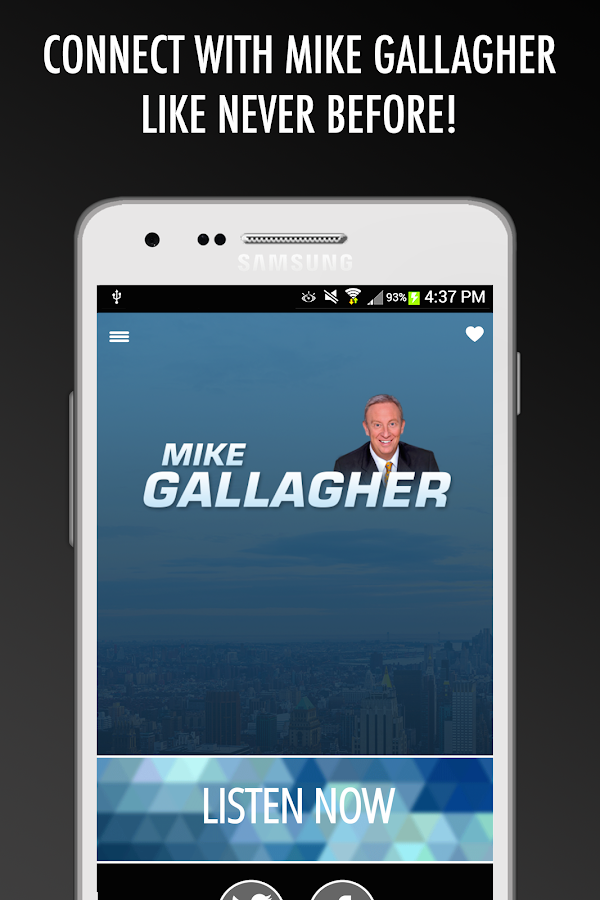 Mike Gallagher- screenshot