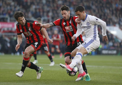 """Eden Hazard: """"Pour faire partie des meilleurs, je dois être plus régulier"""""""