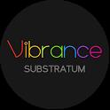 Vibrance Substratum Theme (Oreo supported) icon
