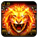 Fire Lion Typewriter icon