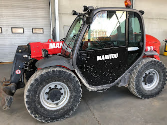 Picture of a MANITOU MLT523T