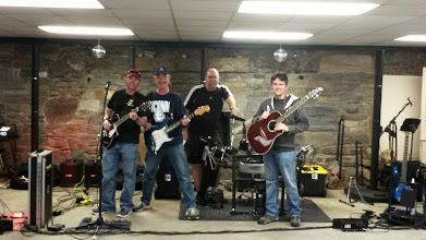 Photo: The Outriggers on our Rock-n-Roll Weekend in May