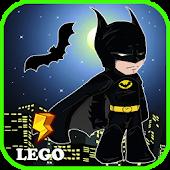 Bat Run Lego
