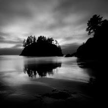 Photo: Silent Island, A Reflection