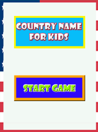 Country Name For Kids
