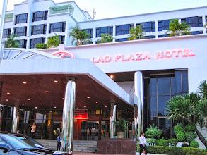 Photo: http://accommodationnear.net/Laos/Vientiane/Lao_Plaza_Hotel_Vientiane