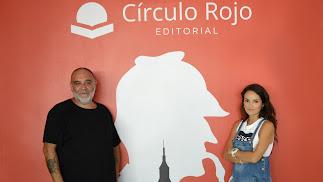 Editores de Círculo Rojo que viajarán a Liber.