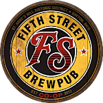 Logo for Fifth Street Brewpub