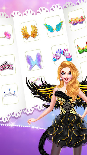 ud83dudc67ud83dudc84Girl's Secret - Princess Salon apkpoly screenshots 6