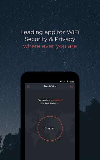 TouchVPN -무료 VPN 프록시 Proxy