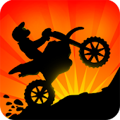 Sunset Bike Racer - Motocross
