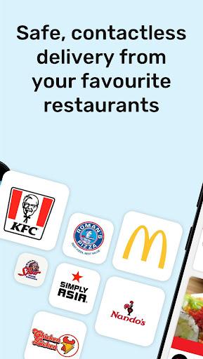 Mr D Food - delivery & takeaway screenshot 2