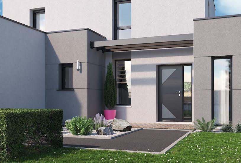 Vente Terrain + Maison - Terrain : 446m² - Maison : 127m² à Nivillac (56130)