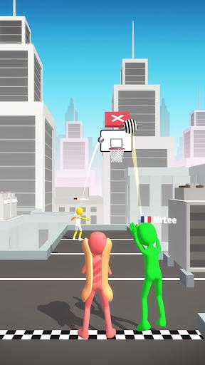 Five Hoops - Basketball Game 17 screenshots 8