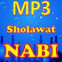 Sholawat Nabi MP3 Offline Lengkap icon