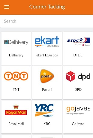Courier Tracking All Pro Website Free Download Apk For