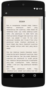 Buku Saku Muslimah - náhled