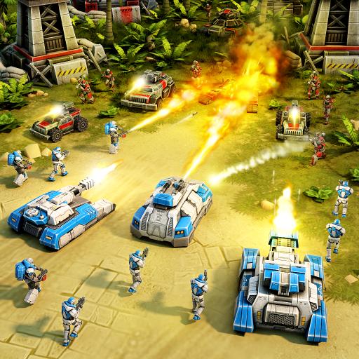 Art of War 3: RTS Jogo de Estratégia em Tempo Real