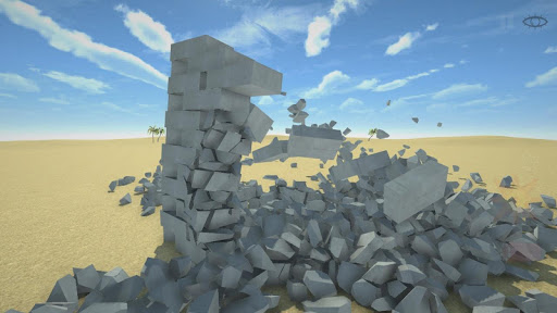 Destruction physics: building demolition sandbox filehippodl screenshot 7