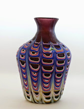 Photo: Fratelli Toso fenicio cabinet vase